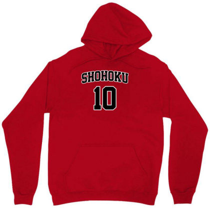 Basketball Team N°10 Unisex Hoodie Designed By Anis4