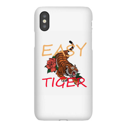Easy Tiger Iphonex Case Designed By 90stings