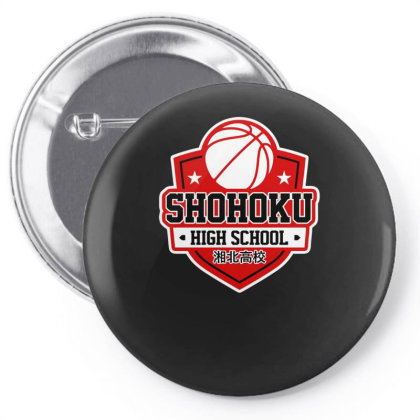 Basketball Team Pin-back Button Designed By Anis4