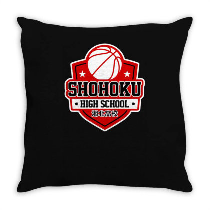 Basketball Team Throw Pillow Designed By Anis4