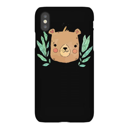 Bear Iphonex Case Designed By Anis4