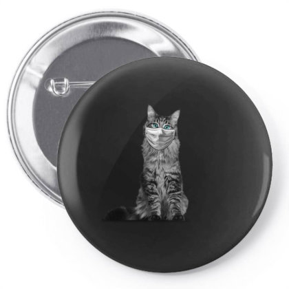Paramedic Cat Pin-back Button Designed By Gurkan