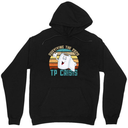 Surviving The 2020 Tp Crisis Unisex Hoodie Designed By Gurkan