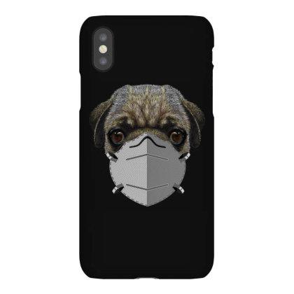 Paramedic Pug Dog Iphonex Case Designed By Gurkan