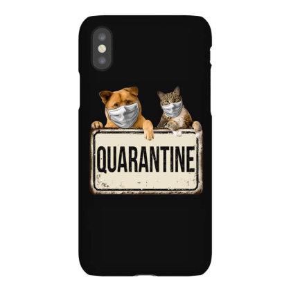 Quarantine Animals Iphonex Case Designed By Gurkan