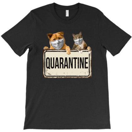 Quarantine Animals T-shirt Designed By Gurkan