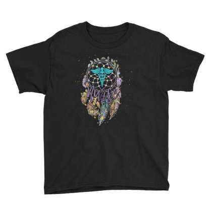Dreamcatcher And Nurse Youth Tee Designed By Gurkan