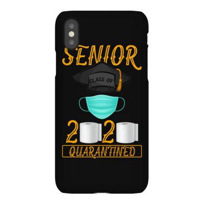 Senior Class Of 2020 Quarantined Iphonex Case Designed By Gurkan