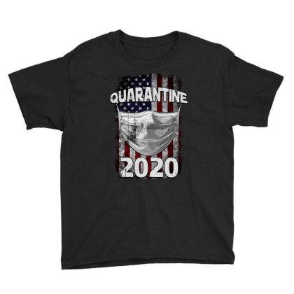Quarantine 2020 Youth Tee Designed By Gurkan