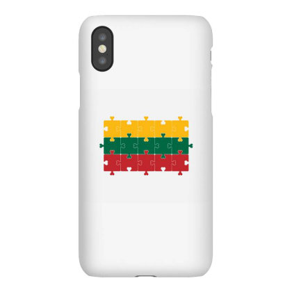 Flag Of Lithuania Iphonex Case Designed By Alamy