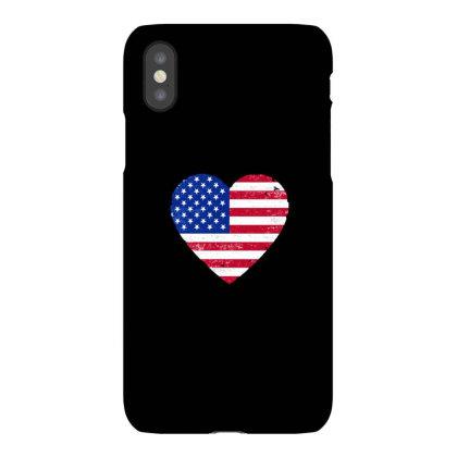 American Flag . Grunge American Flag Iphonex Case Designed By Alamy