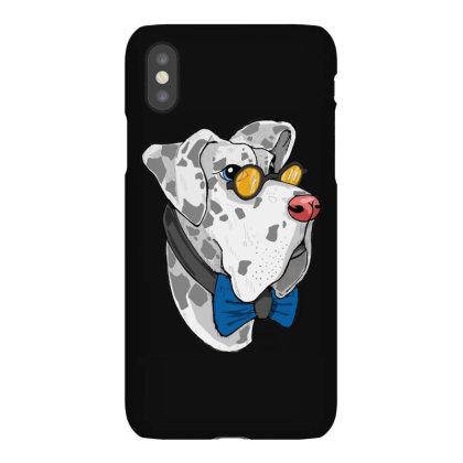 Cool Dog Iphonex Case Designed By Mysticalbrain