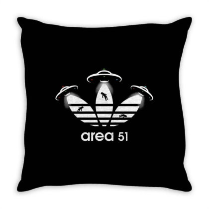 Area 51 Throw Pillow Designed By Cuser3244