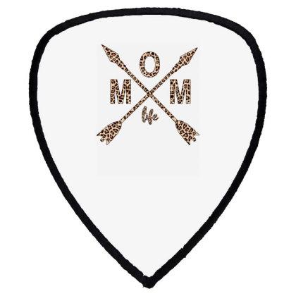 Mom Life Shield S Patch Designed By Badaudesign