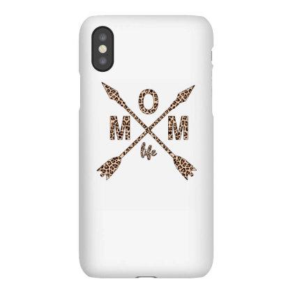 Mom Life Iphonex Case Designed By Badaudesign