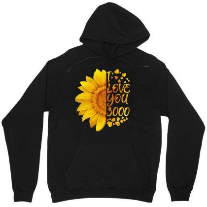 I Love You 3000 Unisex Hoodie Designed By Badaudesign