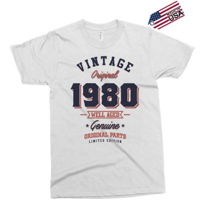 Since 1980 Tshirt Exclusive T-shirt Designed By Cidolopez
