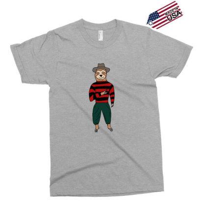 Sloth Krueger Exclusive T-shirt Designed By Cypryanus