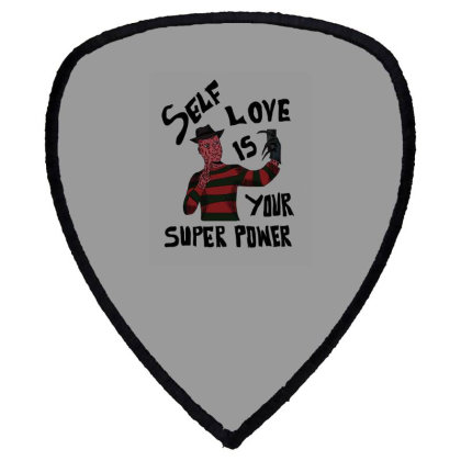 Self Love Is Your Super Power Shield S Patch Designed By Cypryanus