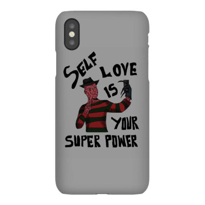 Self Love Is Your Super Power Iphonex Case Designed By Cypryanus