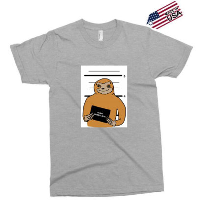 Sloth Stuck Exclusive T-shirt Designed By Cypryanus