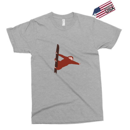 Sloth Red Exclusive T-shirt Designed By Cypryanus