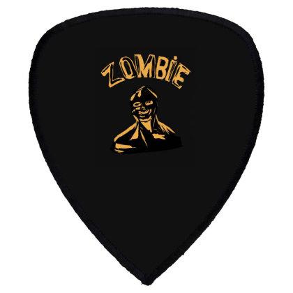 Zombie Fan Shield S Patch Designed By Cypryanus