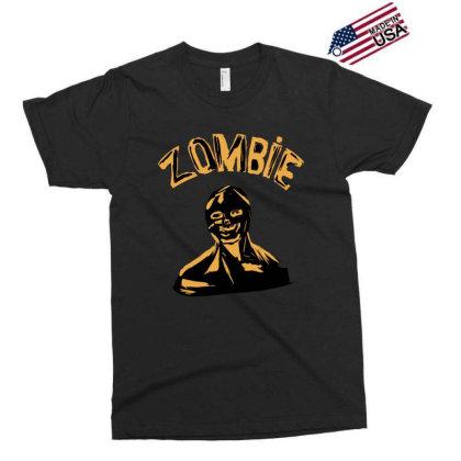 Zombie Fan Exclusive T-shirt Designed By Cypryanus