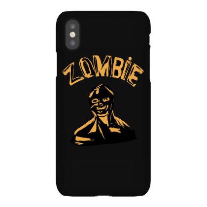 Zombie Fan Iphonex Case Designed By Cypryanus