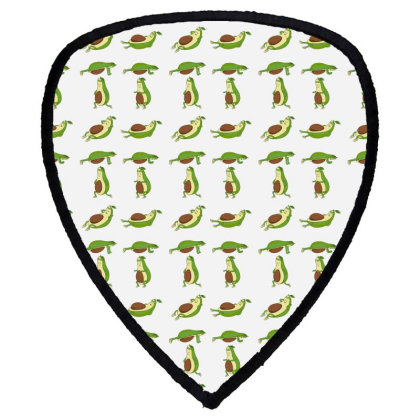 Avocado Core Workout Shield S Patch Designed By Cuser3244