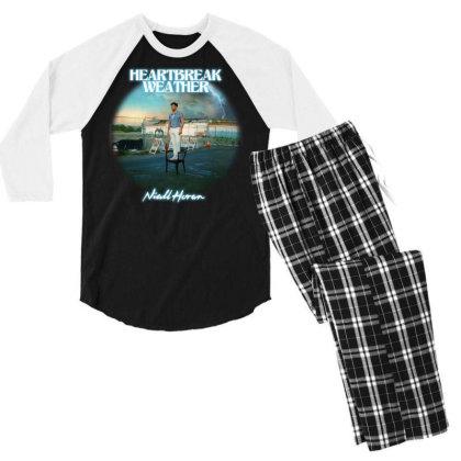 1 Niall Horan   Heartbreak Weather Men's 3/4 Sleeve Pajama Set Designed By Hanifabu1090