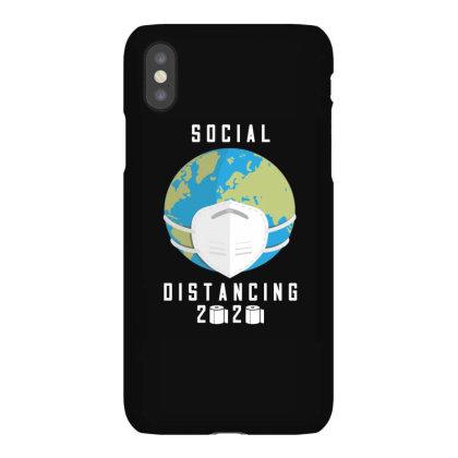 Social Distancing 2020 Shirt Iphonex Case Designed By Faical