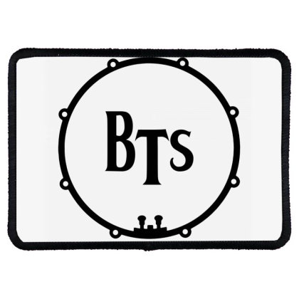 Bts Rectangle Patch Designed By Shirt1na
