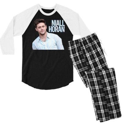 3 Niall Horan   Heartbreak Weather Men's 3/4 Sleeve Pajama Set Designed By Hanifabu1090
