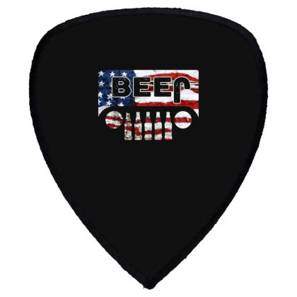 Jeep Beer Shield S Patch Designed By Kakashop