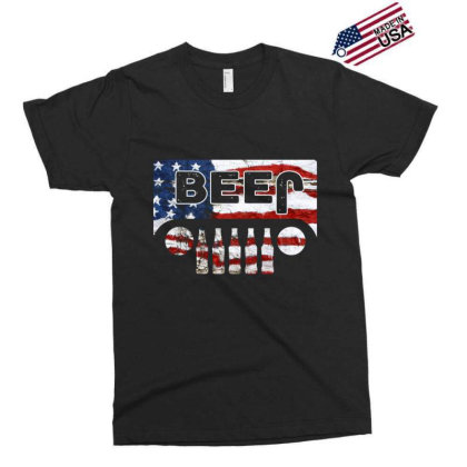 Jeep Beer Exclusive T-shirt Designed By Kakashop