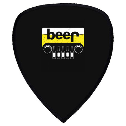 Jeep Beer 1 Shield S Patch Designed By Kakashop