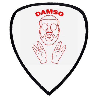 The Vie Damso Shield S Patch Designed By 90stings