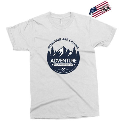 The Mountains Are Calling Exclusive T-shirt Designed By 90stings