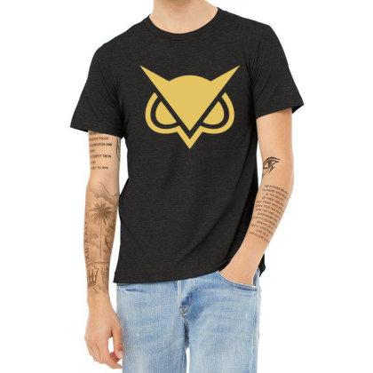 Vanoss Symbol Gold Heather T-shirt Designed By Kakashop