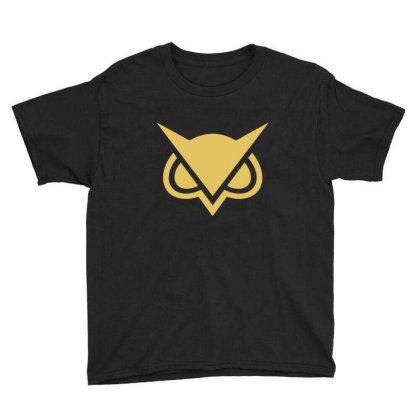Vanoss Symbol Gold Youth Tee Designed By Kakashop