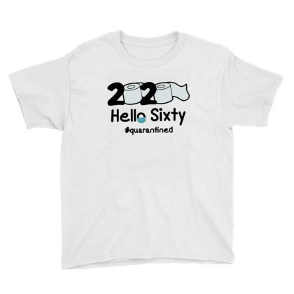60th Hello Sixty Youth Tee Designed By Cuser3146