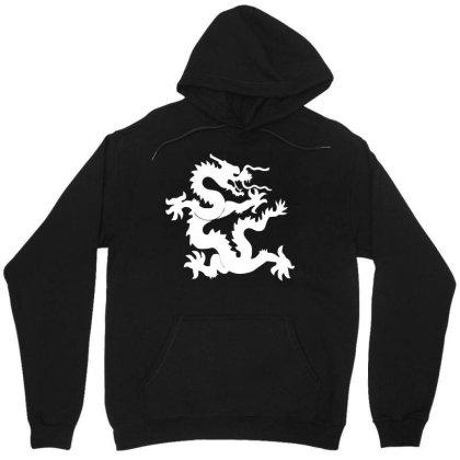 Kung Fu Dragon Unisex Hoodie Designed By Ramateeshirt