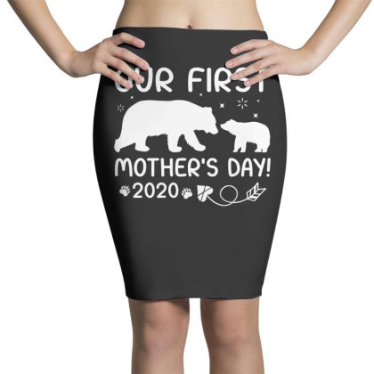 Our First Mother's Day Bears Pencil Skirts Designed By Honeysuckle