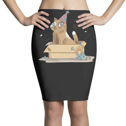 Box Pencil Skirts Designed By Anis4