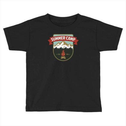Camper Vi Toddler T-shirt Designed By Anis4