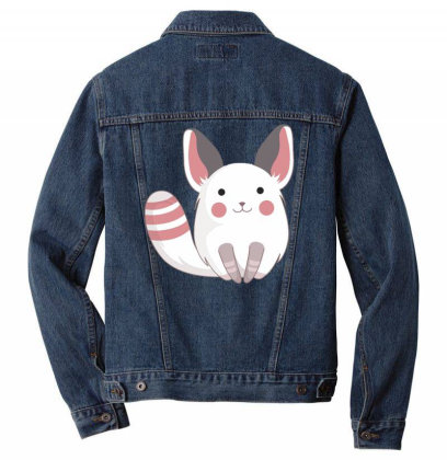 Chinchilla Men Denim Jacket Designed By Anis4