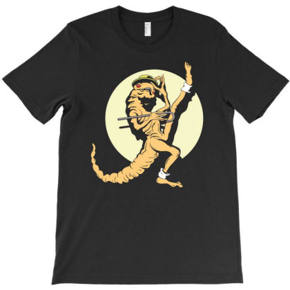 Dancing Alien T-shirt Designed By Anis4