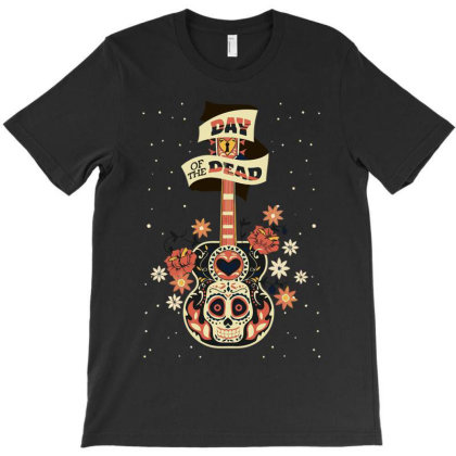 Deadday Ii T-shirt Designed By Anis4