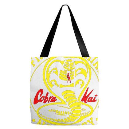 Cobra Kai Dojo Tote Bags Designed By Talans
